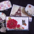 Postage Stamp Themed Gifts