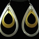 Jillery Tear Drop Earring